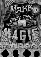 Make Your Own Magic Fine-Art Print