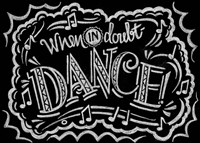 When In Doubt Dance Fine-Art Print