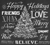 Christmas Wrap 1I Fine-Art Print