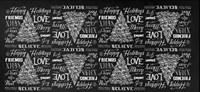 Christmas Wrap 1I repeat Fine-Art Print