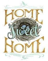 Home Sweet Home Fine-Art Print