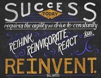 Success Today Fine-Art Print