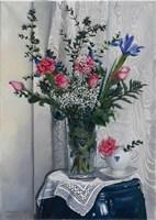 Le Rose di Laura Fine-Art Print