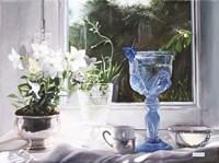 Il Calice Blu Fine-Art Print