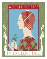 Adeste Fidelis Fine-Art Print