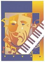Arts And Music Fine-Art Print