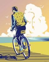 Beach Bike Fine-Art Print