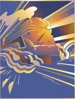 Bullet Train Fine-Art Print