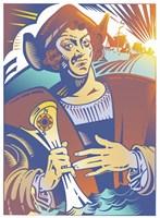Christopher Columbus Fine-Art Print