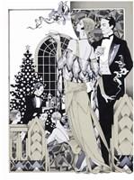 Deco Christmas Fine-Art Print