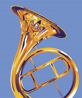 French Horn 8 Fine-Art Print