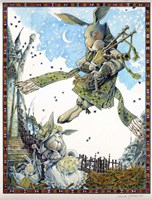 Star Piper Fine-Art Print