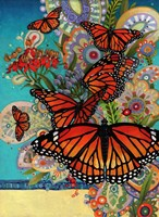 Monarch Madness Fine-Art Print