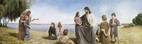 Jesus With Children Fine-Art Print