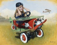 1926 Steelcraft By-Plane Fine-Art Print