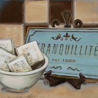 Bath Shoppe II Fine-Art Print