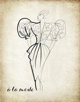 Couture Concepts I Fine-Art Print