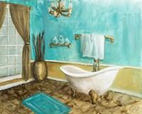 Golden Throne Room II Fine-Art Print