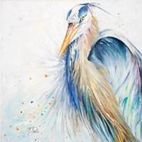 New Blue Heron II Fine-Art Print