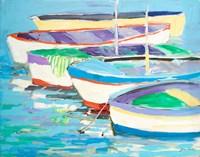 Row Your Boats Fine-Art Print