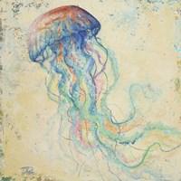 Creatures of the Ocean I Fine-Art Print