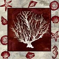 Marsala Coral I Fine-Art Print