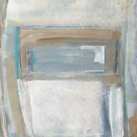 Grey Squares I Fine-Art Print