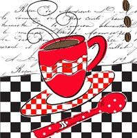 French Cafe Delight II Fine-Art Print