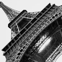 Eiffel Views Square I Fine-Art Print
