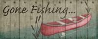 Fishing I Fine-Art Print