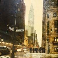 New York Streets Fine-Art Print