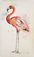 Flamingo I Fine-Art Print