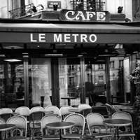 Paris Scene II Fine-Art Print