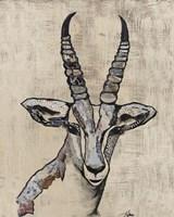 Serengetti Wildlife II Fine-Art Print