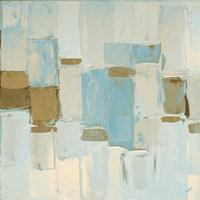 Muted Rhizome Square I Fine-Art Print