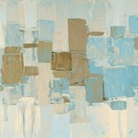 Muted Rhizome Square II Fine-Art Print