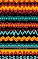 Navajo Mission Teal Fine-Art Print