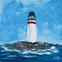 The Lighthouses I Fine-Art Print