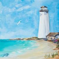 The Lighthouses III Fine-Art Print