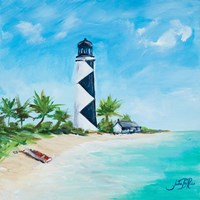 The Lighthouses IV Fine-Art Print