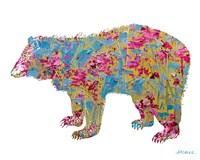 Colorful Bear Fine-Art Print