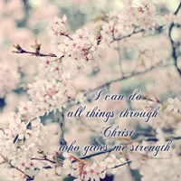 Do All Things With Christ Fine-Art Print