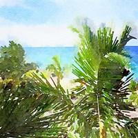 Watercolor Vero Beach Fine-Art Print