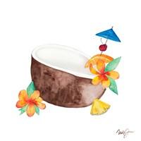Tiki Bar Tonics II Fine-Art Print