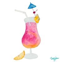 Tiki Bar Tonics IV Fine-Art Print