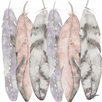 Hanging Feathers Fine-Art Print