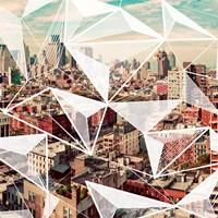Geometric Rivington I Fine-Art Print