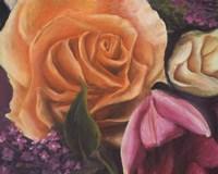 Among the Roses Fine-Art Print