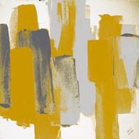 Prevailing Gray Square II Fine-Art Print