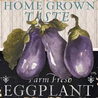 Vegetable Farm Fresh IV Fine-Art Print